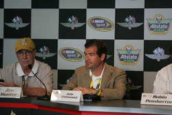 NASCAR Goodyear press conference: Joie Chitwood, Indianapolis Motor Speedway