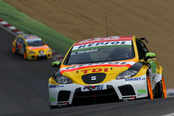 Gabriele Tarquini, SEAT Sport, SEAT Leon TDI