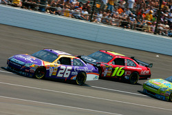 Jamie McMurray and Greg Biffle