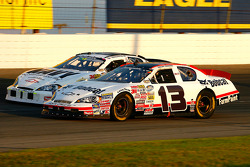 Brad Keselowski and Shelby Howard