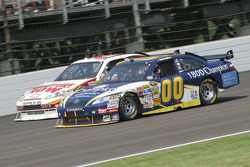 Michael McDowell and Joe Nemechek