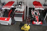 Super Aguri F1 Team auction, Leafield, Oxfordshire