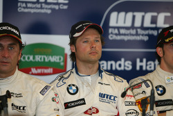 Post-race press conference: Andy Priaulx