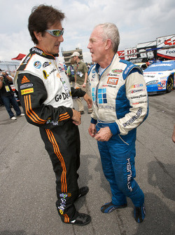 Ron Fellows and Stan Barrett