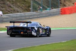 #15 JMB Racing Maserati MC 12: Ben Aucott, Alain Ferté, Stéphane Daoudi