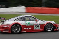 #59 Trackspeed Racing Porsche 911 GT3 RS: Richard Williams, Tim Sugden, Xavier Pompidou, David Ashburn