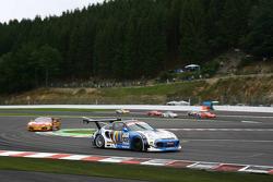 #102 McDonald Racing Porsche 996 Bi-Turbo: Aliaksandr Talkanitsa, Philippe Ullmann, Kenneth Heyer, Wolfgang Kaufmann