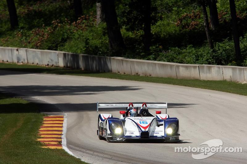 #16 Dyson Racing Team Porsche RS Spyder: Chris Dyson, Guy Smith