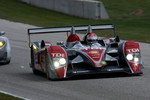 #1 Audi Sport North America Audi R10 TDI: Emanuele Pirro, Marcel Fassler