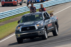 Drivers intro: Max Papis and Jason Leffler