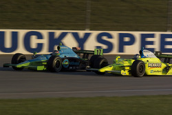 Ed Carpenter and Ryan Hunter-Reay