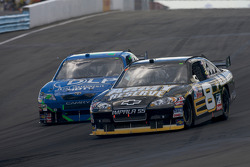 Aric Almirola and P.J. Jones