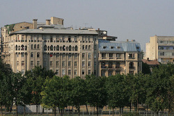Bucharest architecture