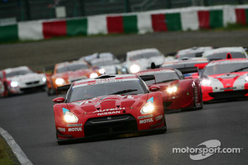 #23 Xanavi Nismo GT-R: Satoshi Motoyama, Benoit Treluyer, Fabio Carbone