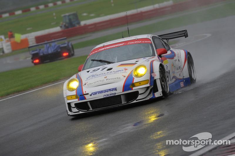 #91 Farnbacher Racing Porsche 997 GT3 RSR: Dirk Werner, Lars Erik Nielsen