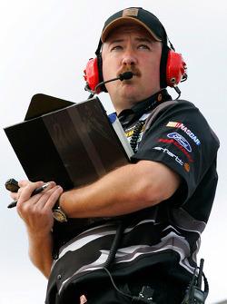 Stuart Bolin, crew chief for Matt Kenseth