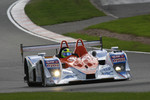 #44 Kruse Schiller Motorsport Lola - Mazda: Hideki Noda, Jean de Pourtales