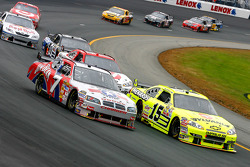 Robby Gordon and Paul Menard