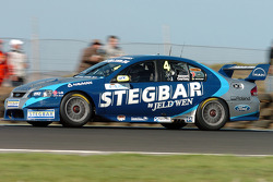 David Besnard took the wheel from the start