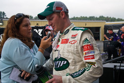Post-race interview for Dale Earnhardt Jr.