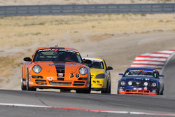 #38 BGB Motorsports Porsche 997: David Murry, John Tecce