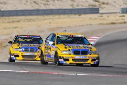 #95 Turner Motorsport BMW 330: Matthew Bell, VJ Mirzayan