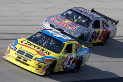 Bobby Labonte and A.J. Allmendinger