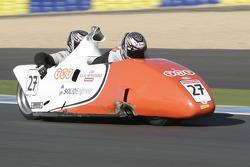 27-Johan Reuterholt, Mika Ikonen-Reuterholt Motorsport