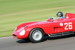 Sussex Trophy race: 1955 Maserati 300s