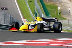 Walter Colacino (I) Scuderia Grifo Corse, IRL G-Force Chevy 3.5 V8