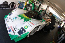 #8 B-K Motorsports Lola B08 86 Mazda