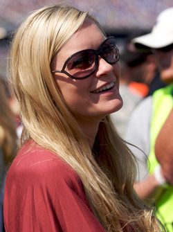 Girlfriend of Martin Truex Jr.