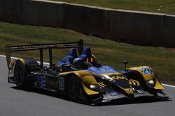 #26 Andretti Green Racing Acura ARX-01B: Franck Montagny, Marco Andretti, Tony Kanaan