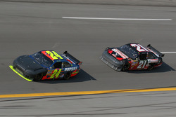 Jeff Gordon and Jon Wood