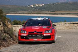 Conrad Rautenbach and David Senor, Citroen C4 WRC