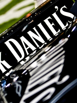 Jack Daniels No. 07 crew prepares for the race