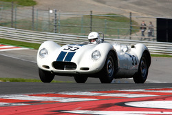 Andrew Baber, and Mark Davis, Lister-Jaguar Knobbly, 1957