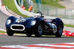 Barry Wood, and Tony Wood, Lister-Jaguar Knobbly 1959