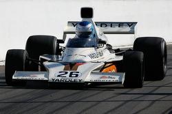 Frank Lyons, McLaren M23, 1973,