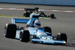 #7 Ron Maydon, Amon F101; Patrick Van Heurck, Lotus 72
