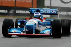 Phillip Keen, Kockney Koi, F1 Benetton B194 Ford HB 3.5 V8