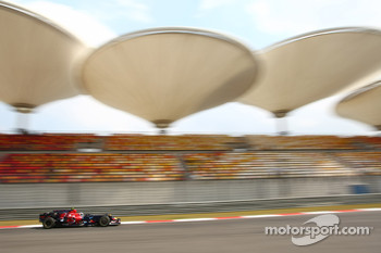 Sebastian Vettel, Scuderia Toro Rosso, STR02