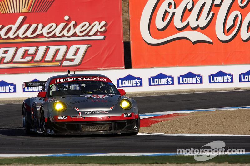 #87 Farnbacher Loles Porsche 911 GT3 RSR: Dirk Werner, Bryce Miller