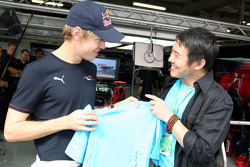 Sebastian Vettel, Scuderia Toro Rosso, Jet Li Film Star
