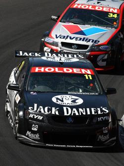 Nathan Pretty, Jack Perkins (Jack Daniel's Racing Commodore VE)