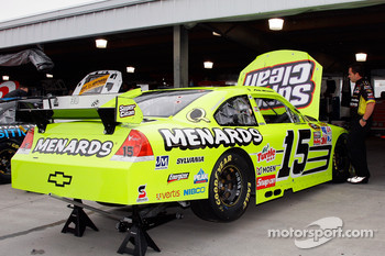 Menards Chevy crew members at work