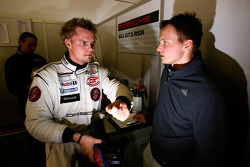 Markus Palttala and Marc Lieb