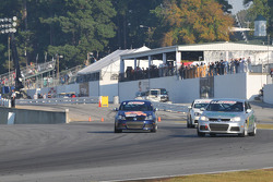 A pass in the first corner