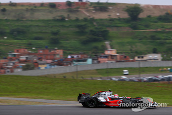 Heikki Kovalainen, McLaren Mercedes, MP4-23