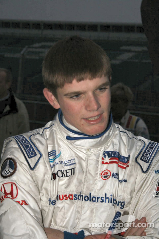 Conor Daly discusses his race
